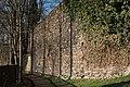 Annaberg, Stadtbefestigung, Stadtmauer, westlicher Abschnitt-20160407-016.jpg