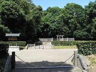 Emperor Annei - Memorial Shinto shrine and mausoleum honoring Emperor Annei.