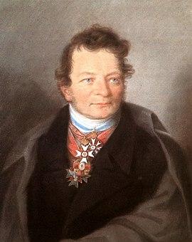 Paul Johann Anselm Feuerbach, Ritter von