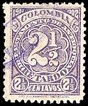 Antioquia 1902 2.5c ScI3 late fee used.jpg