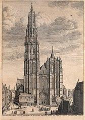 Antverpská katedrála