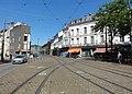 Antwerpen - Antwerpse tram, 23 juli 2019 (039, Sint-Jorispoort).JPG