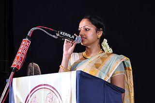 Aparna B. Marar Indian dancer and engineer