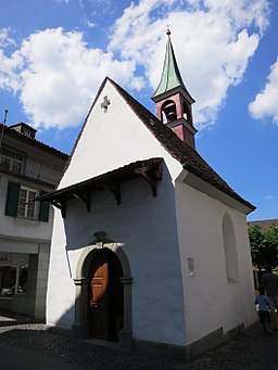 Appenzell Heiligkreuzkapelle 1561