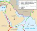 Arabian Plate map-fr.png