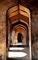 Arched Corridor on the Top Floor of Charminar (Hyderabad).jpg