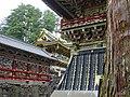 Architectural Detail - Toshogu Shrine - Nikko - Japan - 10 (48042316647).jpg