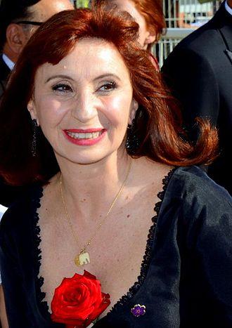 2001 Cannes Film Festival - Ariane Ascaride, Un Certain Regard Jury President
