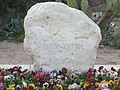 Ariel Sharon Grave.JPG