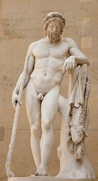 Aristaeus - Aristaeus by François Joseph Bosio (1768–1845), (Musée du Louvre)