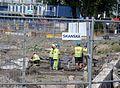 Arkeologisk utgrävning i Gamlestaden, den 27 augusti 2013, bild 4.JPG