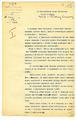 Armia Ukraińska - Pismo Ukraińskiej Wojskowej Komisji Likwidacyjnej do Ministerstwa Spraw Wojskowych Oddziału II Sztabu - 701-007-003-202.pdf