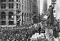 Armistice Day, Wall Street.JPG