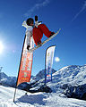 Army Snowboarder During the Inter Service Ski and Snowsports (ISSSC) Competition MOD 45152469.jpg