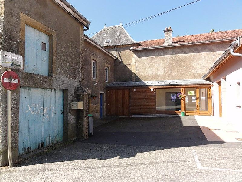 Arrancy-sur-Crusne (Meuse) mairie