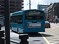 Arriva bus 1404 VDL Bus SB200 Wrightbus Pulsar II NK09 BPF in Newcastle upon Tyne 9 May 2009 pic 2.jpg