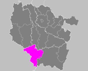 Arrondissement of Neufchâteau, Vosges - Image: Arrondissement de Neufchâteau