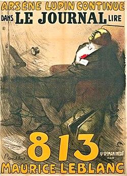 Image illustrative de l'article 813 (Arsène Lupin)