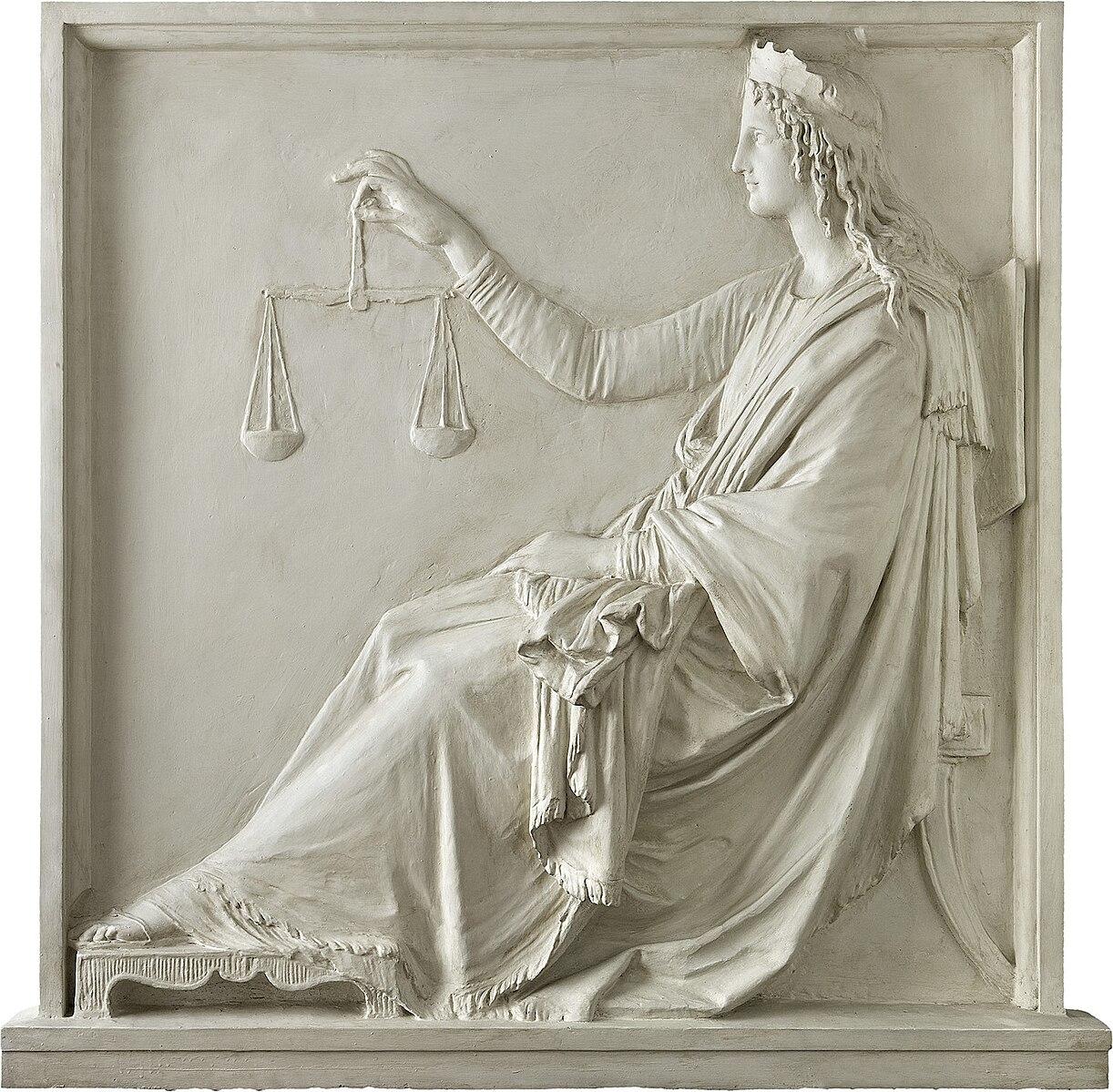 File:Artgate Fondazione Cariplo - Canova Antonio, Allegoria della Giustizia.jpg