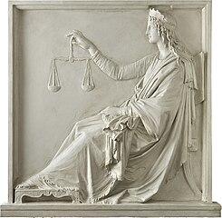 Allegoria della giustizia