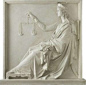 Gallerie di Piazza Scala - Image: Artgate Fondazione Cariplo Canova Antonio, Allegoria della Giustizia