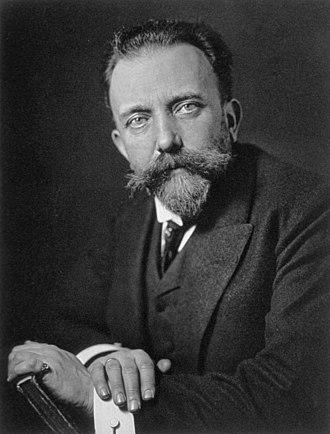 Arthur Heffter - Arthur Carl Wilhelm Heffter