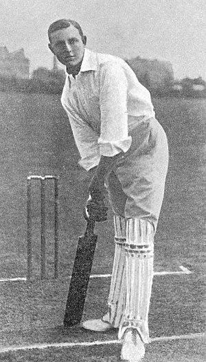 Arthur Jones (cricketer) - Arthur Jones