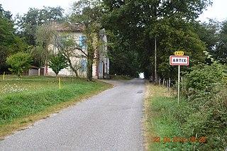 Artix, Ariège Commune in Occitanie, France