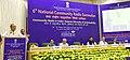 "Arun Jaitley addressing at the 6th National Community Radio Sammelan, on the theme ""Community Radio in India Towards Diversity and Sustainability"", in New Delhi.jpg"