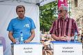 Arvamusfestival 2015, Andres Herkel ja Vladimir Aleksejev.jpg