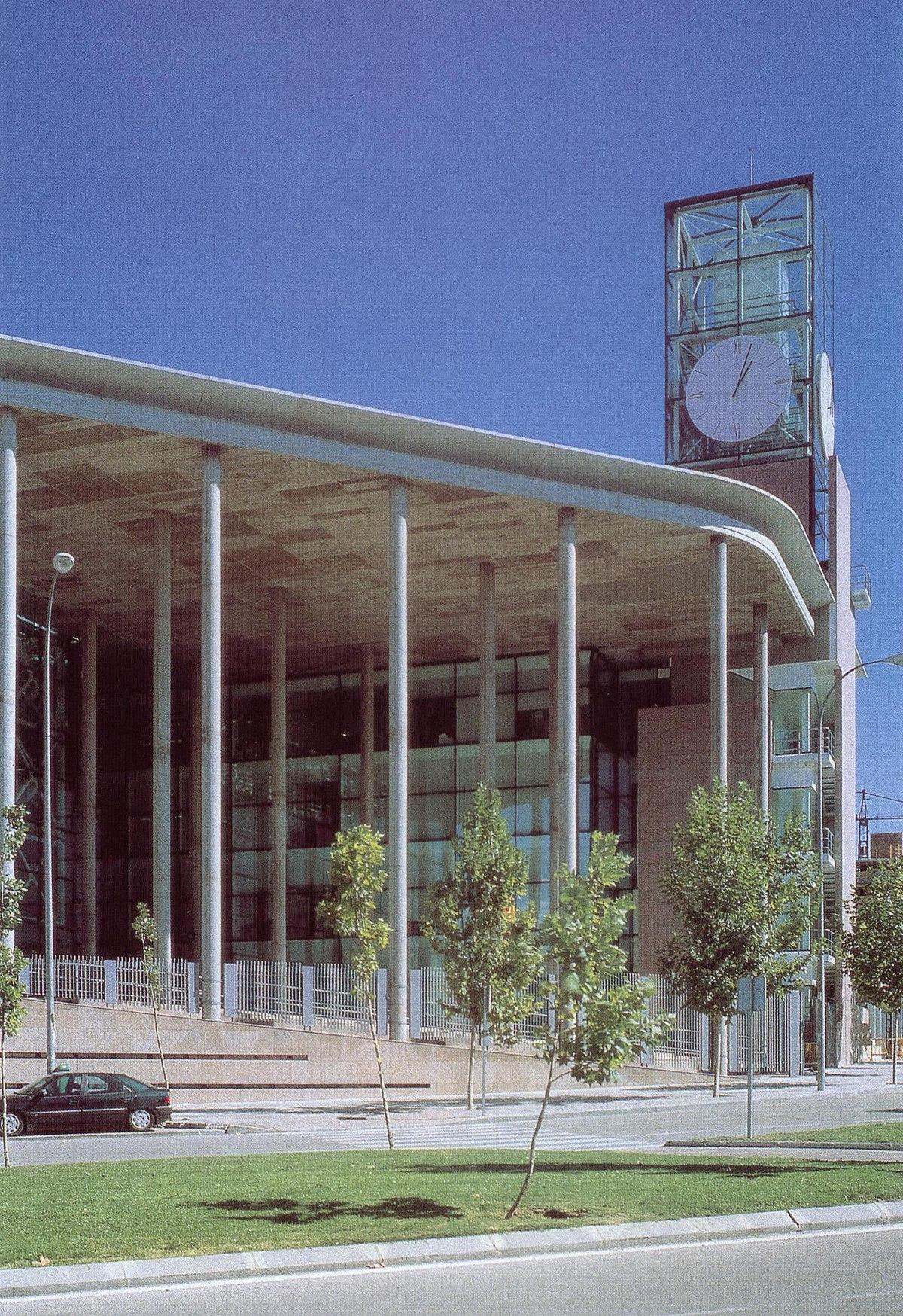 Sede De La Asamblea De Madrid Wikipedia La Enciclopedia