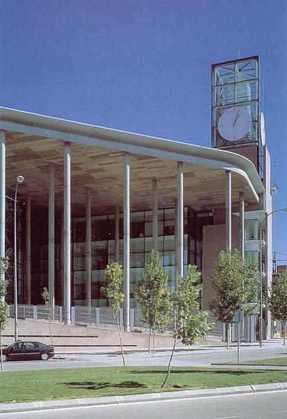 La Sede De La Asamblea De La Comunidad De Madrid