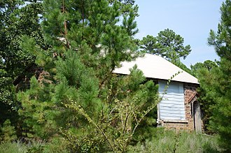 National Register of Historic Places listings in Latimer County, Oklahoma - Image: Ash Creek School