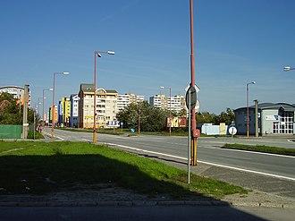 Podunajské Biskupice - Image: Asi dolne hony 1