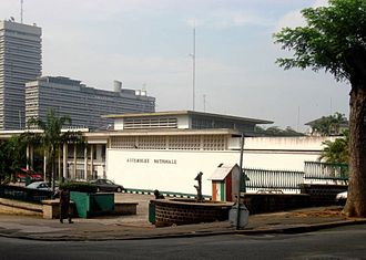 National Assembly (Ivory Coast) - Image: Asnat codivoire