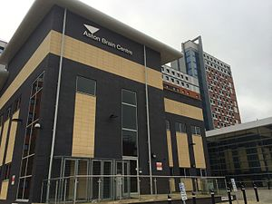 Aston University - Aston Brain Centre.