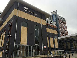 Aston University - Aston Brain Centre.