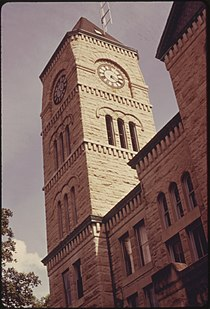 Atchison county kansas courthouse 1974.jpg