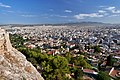 Athens from the Acropolis on July 30, 2019.jpg