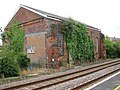Attleborough railway station - the former goods shed - geograph.org.uk - 1408098.jpg