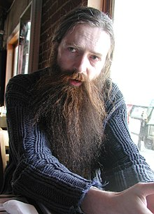 alt=Description de l'image Aubrey de Grey.jpg.