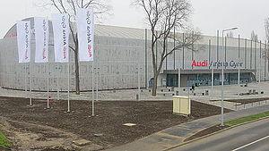 EuroBasket Women 2015 - Image: Audi Aréna Győr 03