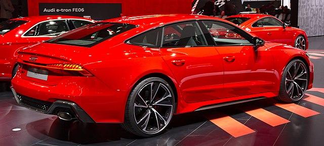 Audi RS7 (C8)