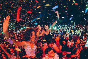 NH7 Weekender - Image: Audience at NH7 Weekender