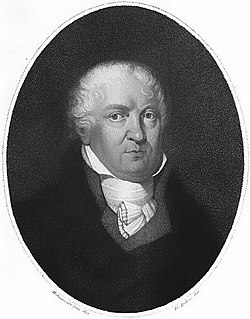 August Friedrich Wilhelm Crome German economist and statistician