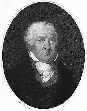 August Friedrich Wilhelm Crome - August Crome, 1820