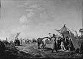 August Plum - Et sjællandsk hestemarked - KMS361 - Statens Museum for Kunst.jpg