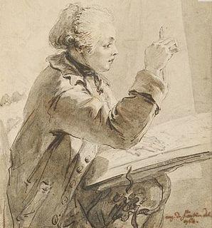 image of Augustin de Saint-Aubin from wikipedia