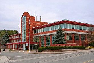 Aurora, Ontario - Aurora Town Hall