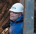 Ausgrabungen Slawischer Burgwall im Schweriner Schloss (DerHexer) 2014-11-15 65.jpg